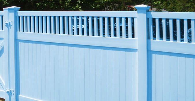 Painting on fences decks exterior painting in general Lakeland